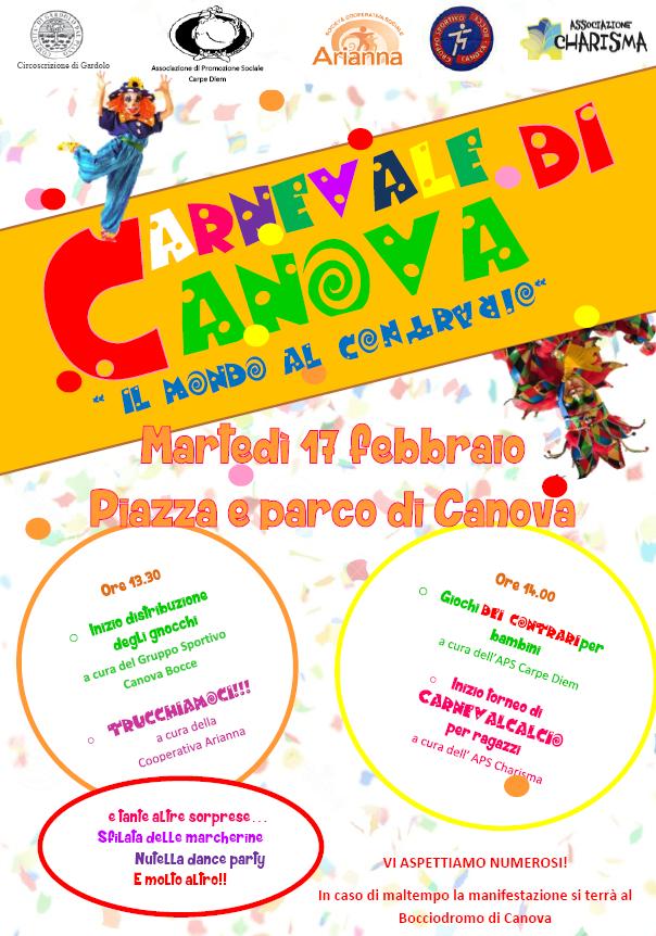 Carnevale di Canova