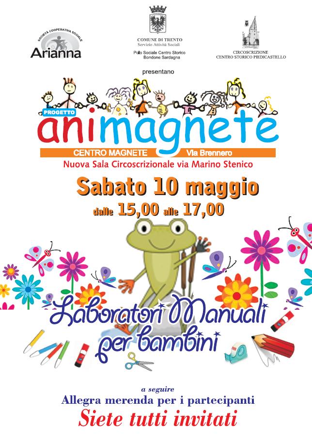 Animagnete 10 maggio